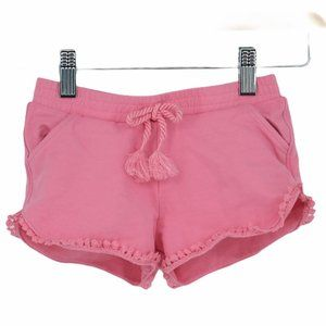 💜 5/$25 - Pink shorts girls size 4 (4 years old)